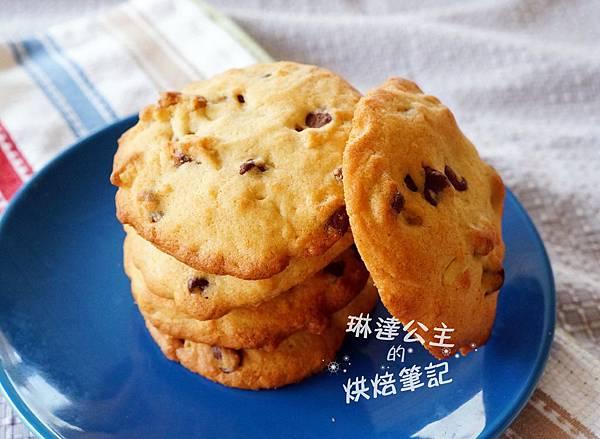 美式巧克力豆餅乾 9