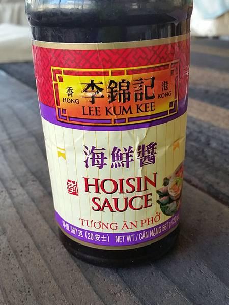 叉燒肉-海鮮醬