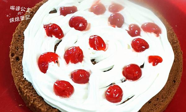 黑森林蛋糕 12