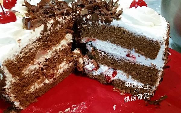 黑森林蛋糕 14