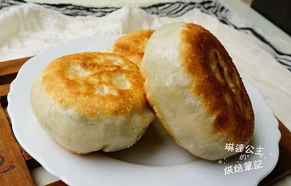 韭菜豬肉餡餅 6