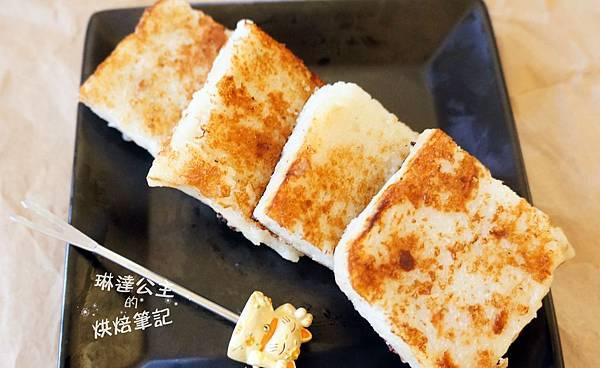 純米白蘿蔔糕 14