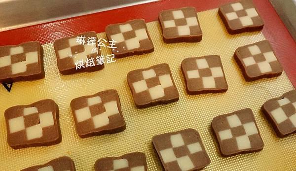 棋格餅乾 15