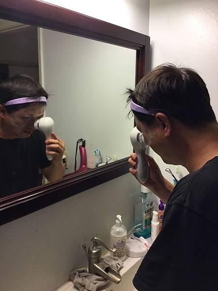 Gavin用洗臉機