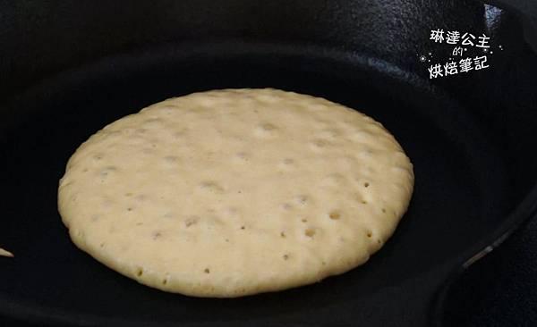美式鬆餅Pancake(鑄鐵鍋版) 3