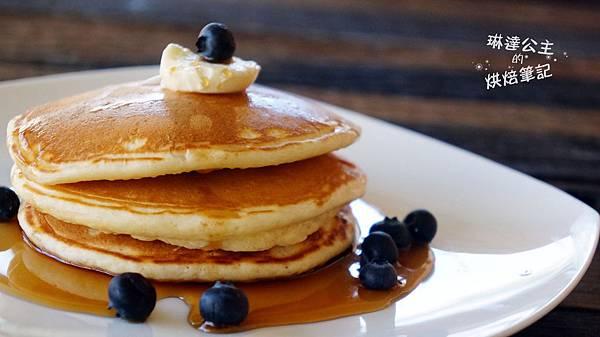 美式鬆餅Pancake(鑄鐵鍋版) 1