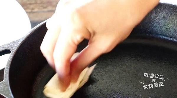 美式鬆餅Pancake(鑄鐵鍋版) 10
