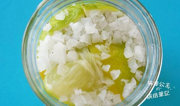 鹽漬檸檬 4