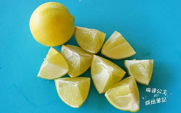 鹽漬檸檬 2