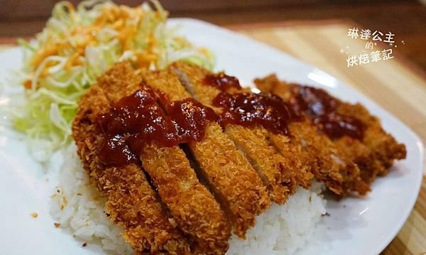 日式炸豬排 5