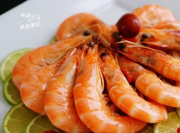 紹興醉蝦 4