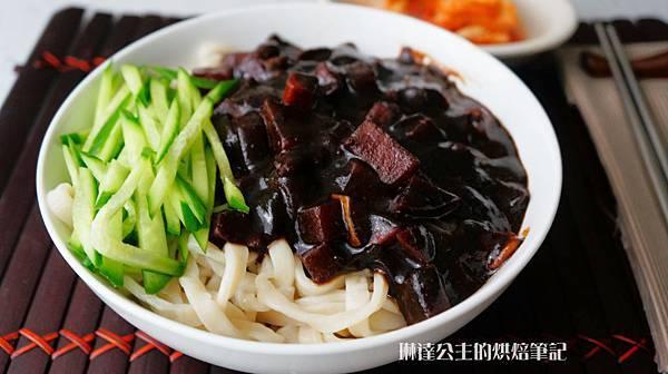 韓式炸醬麵-6