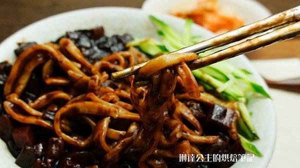 韓式炸醬麵-9