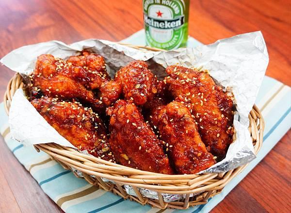 韓式炸雞-12