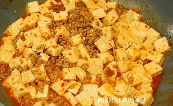 麻婆豆腐-5