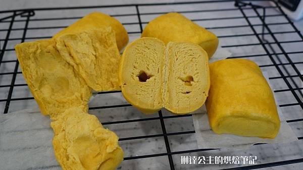 南瓜饅頭 -3