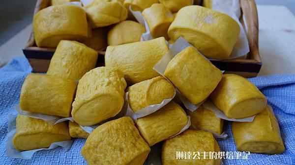 南瓜饅頭 -2