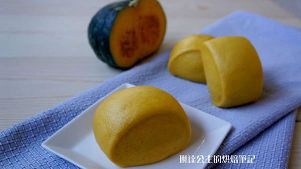 南瓜饅頭 -17