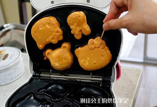 Hello Kitty鬆餅-2