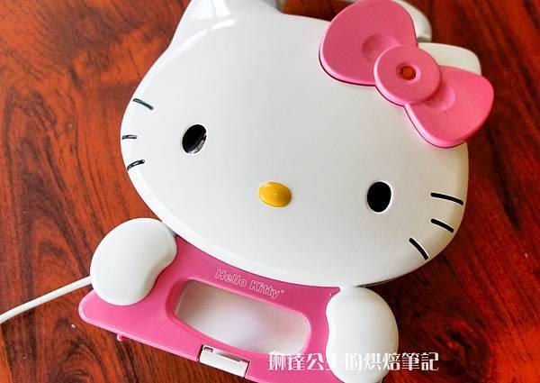 Hello Kitty鬆餅-1
