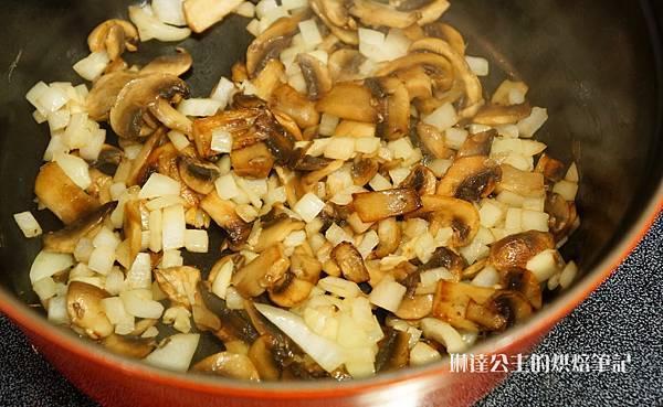 蘑菇菠菜藜麥-6