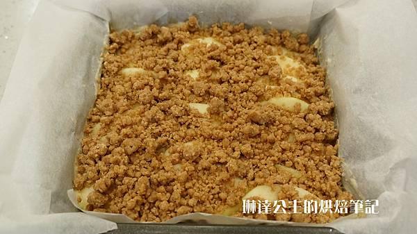 蘋果奶酥蛋糕 5