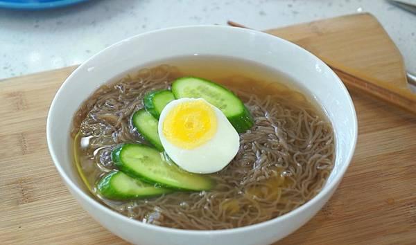 韓式冷燙麵