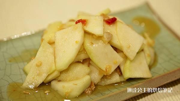米豆醬漬大頭菜-5