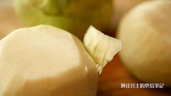 米豆醬漬大頭菜-2