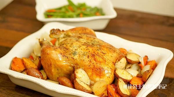 烤全雞-2