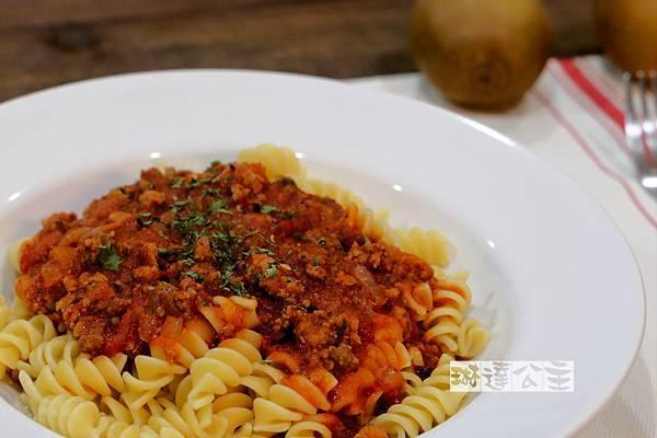 番茄肉醬義大利麵-2