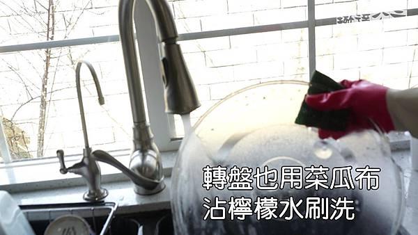 清潔微波爐10