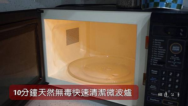 清潔微波爐14