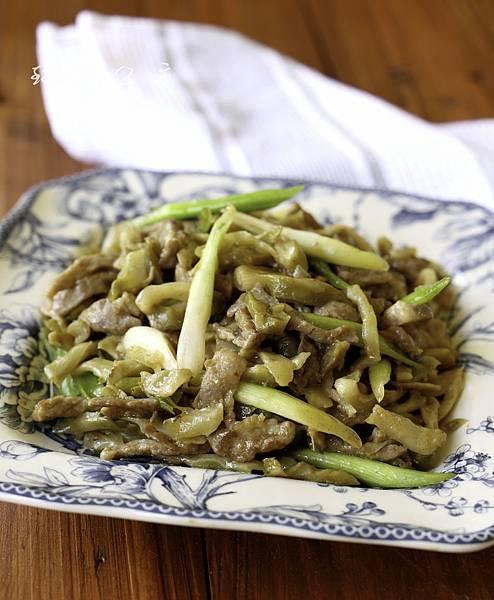 榨菜肉絲-5