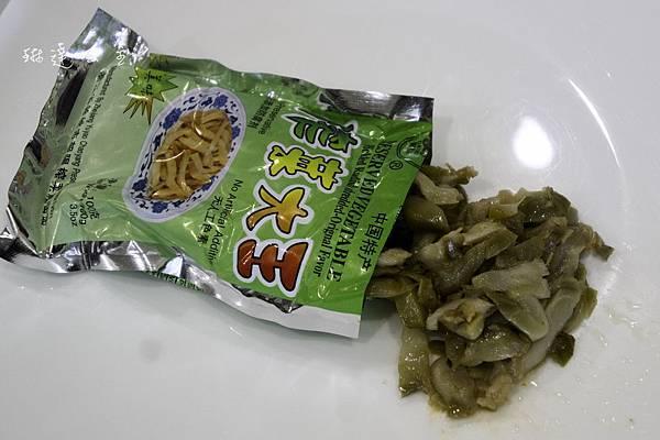 榨菜肉絲-2