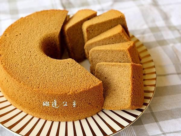 咖啡戚風蛋糕 3(logo)