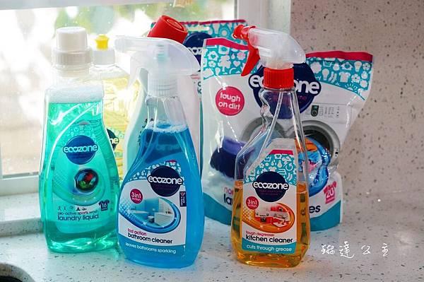 愛潔森居家清潔系列 18