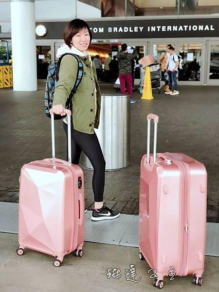 奧利薇閣純鑚系列行李箱-14