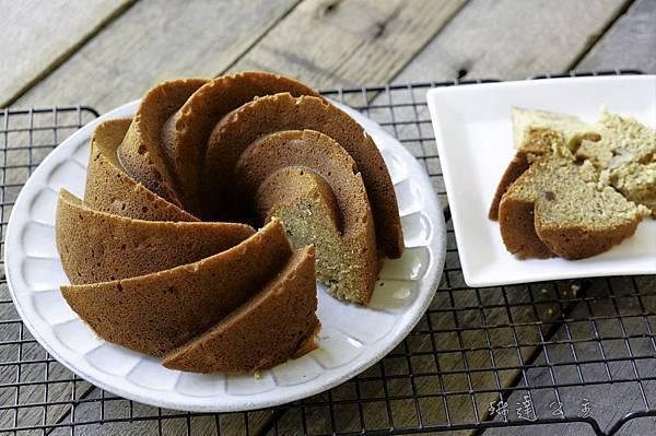 香蕉堅果蜂蜜肉桂蛋糕-13