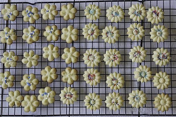 乳酪奶油壓花餅乾-1