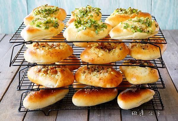 義大利雞肉香腸玉米麵包-13