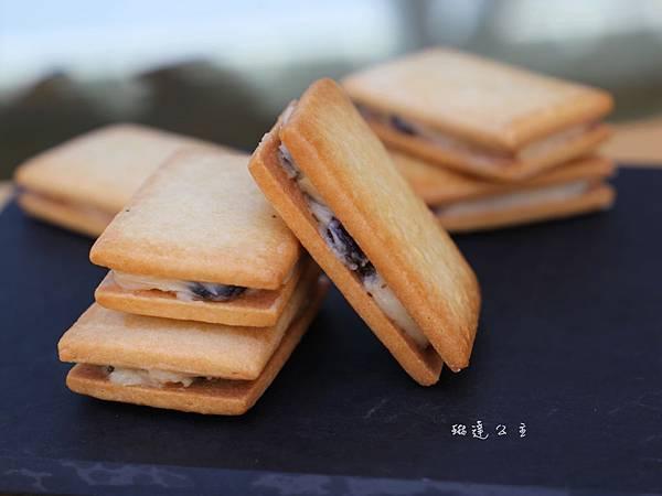 蘭姆葡萄夾心餅乾-1