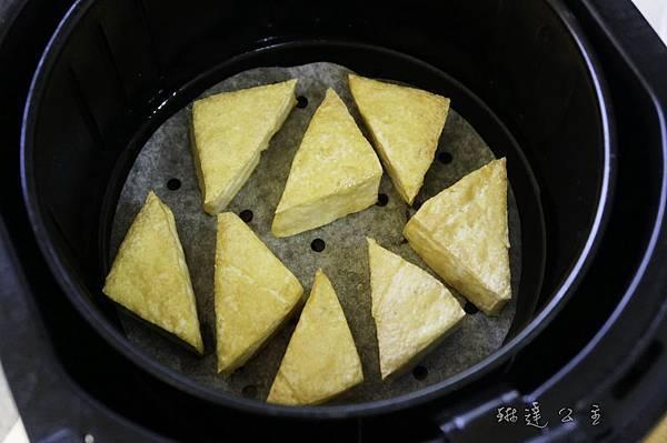 氣炸豆腐-1