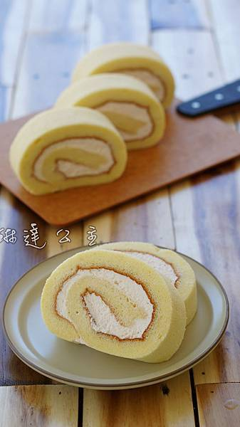 檸檬起司蛋糕捲-80