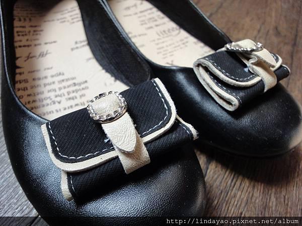 黑色可愛包包鞋(3/3)