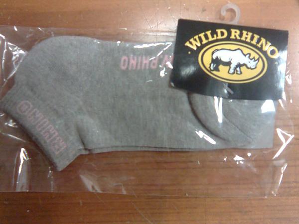 [售出]Wild Rhind 運動襪