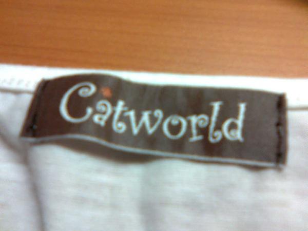 [售出]Catworld