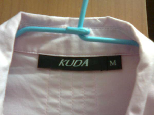 KUDA品牌標籤