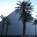 Luxor的旅館建築
