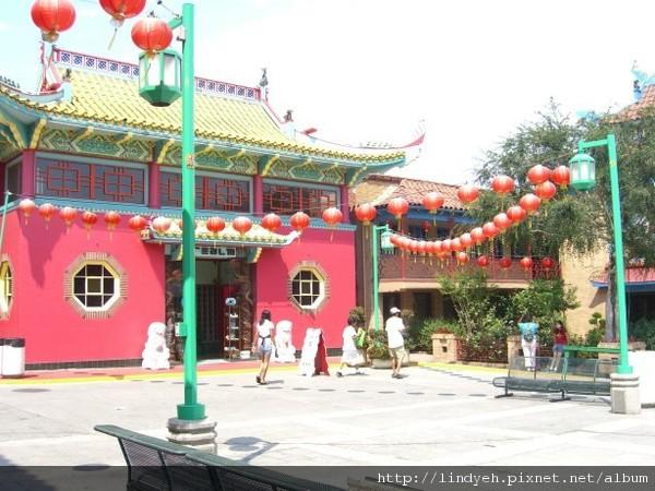 LA China Towan 一景